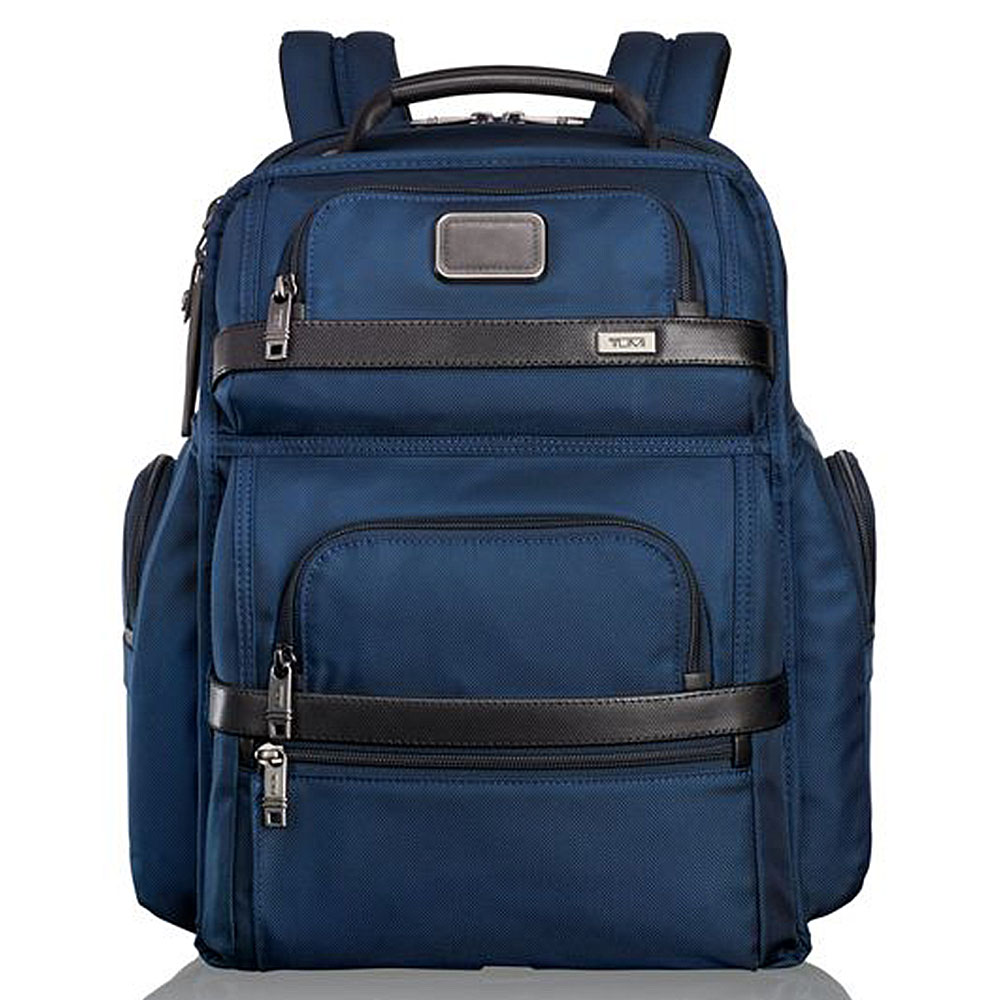 Laptop Backpacks Tumi Alpha 2 Business T Pass Class Brief Pack Navy