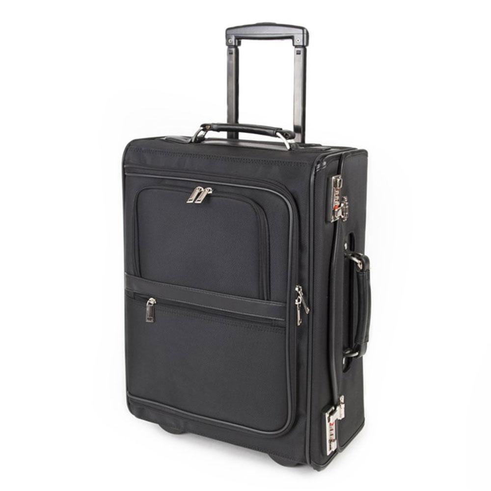 Alumaxx Handbagage Pilotentrolley 15.6