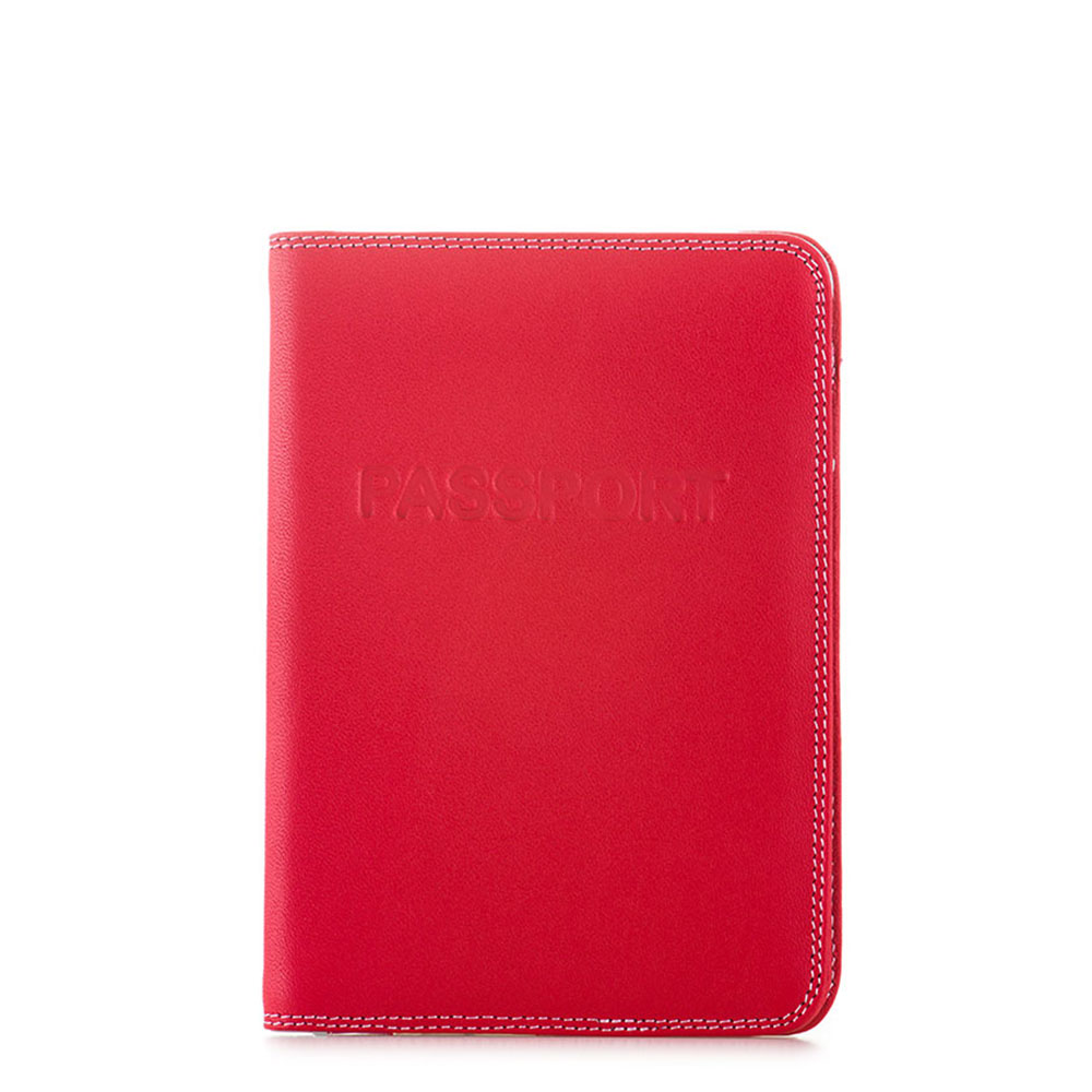 Mywalit Passport Cover Ruby