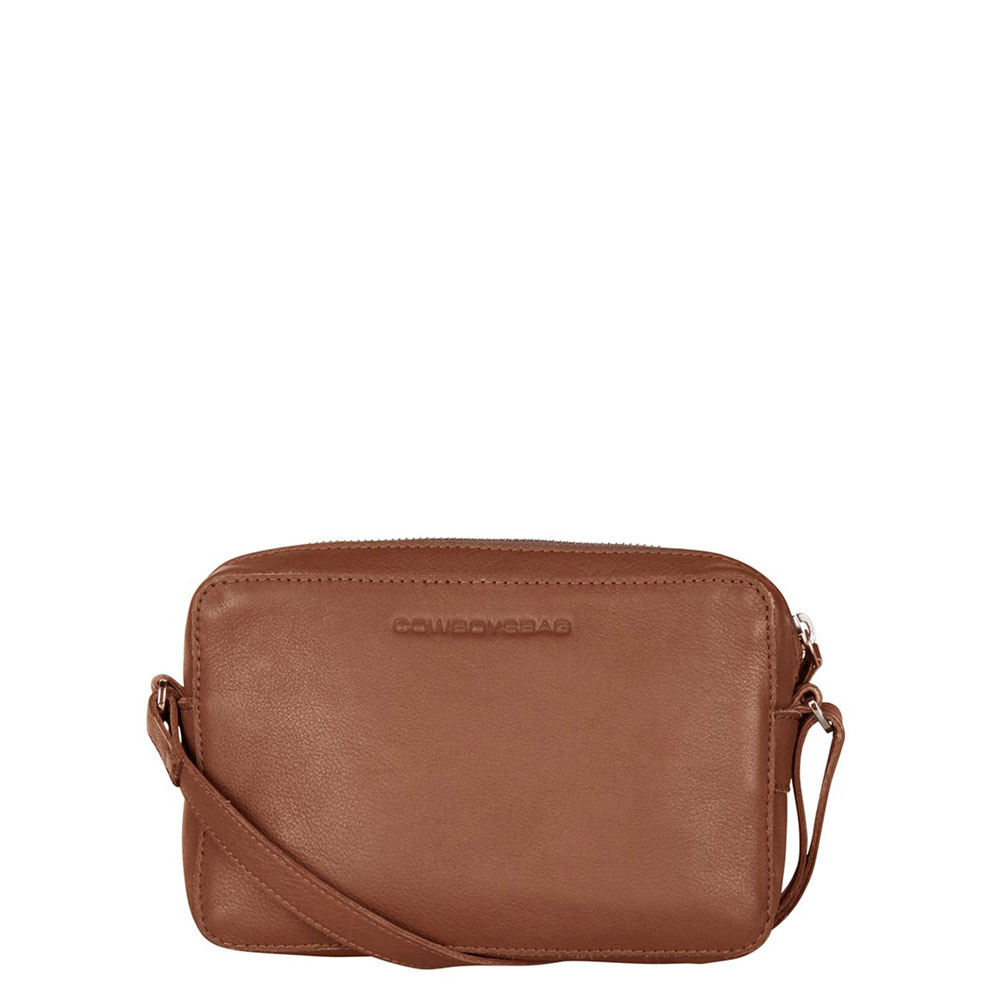 Cowboysbag Essentials Bag Mena Schoudertas Brique