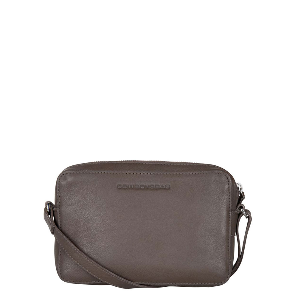 Cowboysbag Essentials Bag Mena Schoudertas Taupe