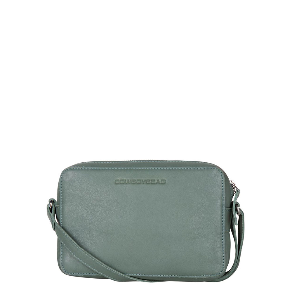 Cowboysbag Essentials Bag Mena Schoudertas Seagreen