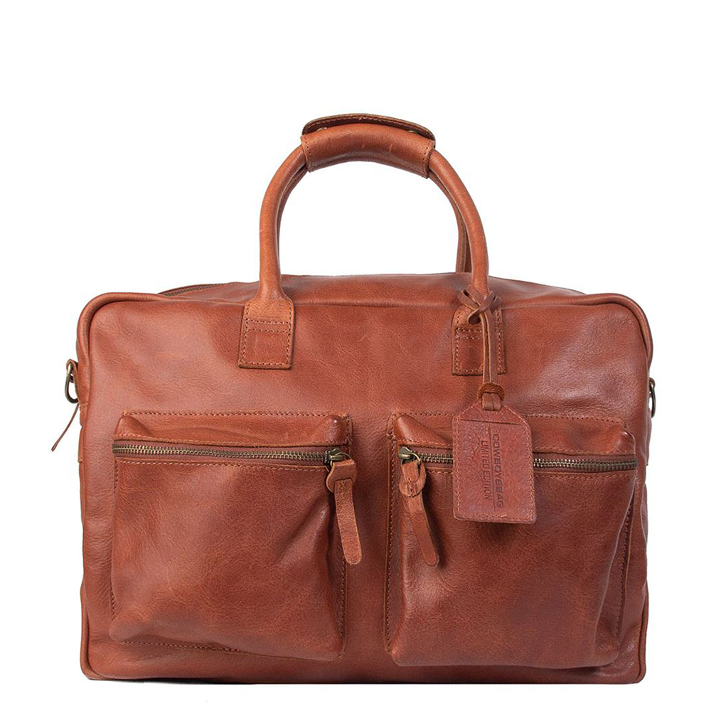 Cowboysbag Schoudertas The Bag Special Oak 3052