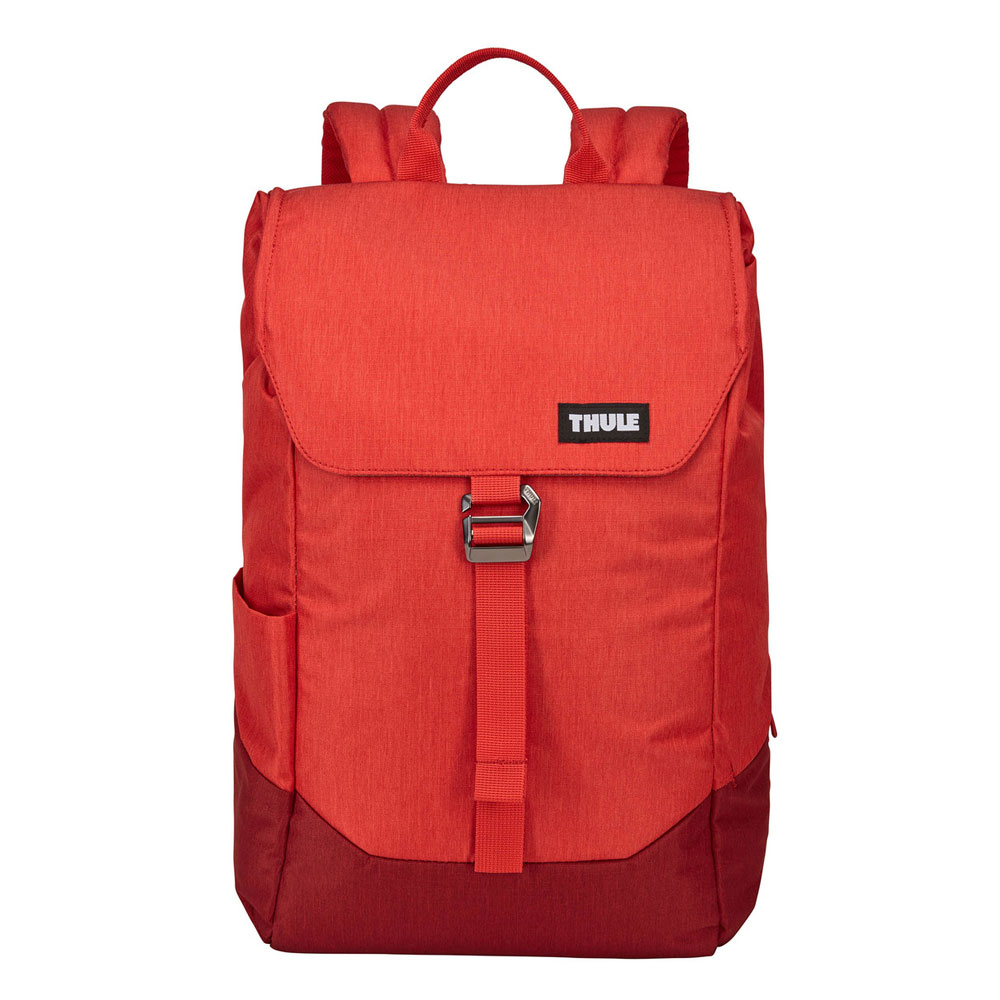 Thule TLBP-113 Lithos Backpack 16L Lava/Red Feather