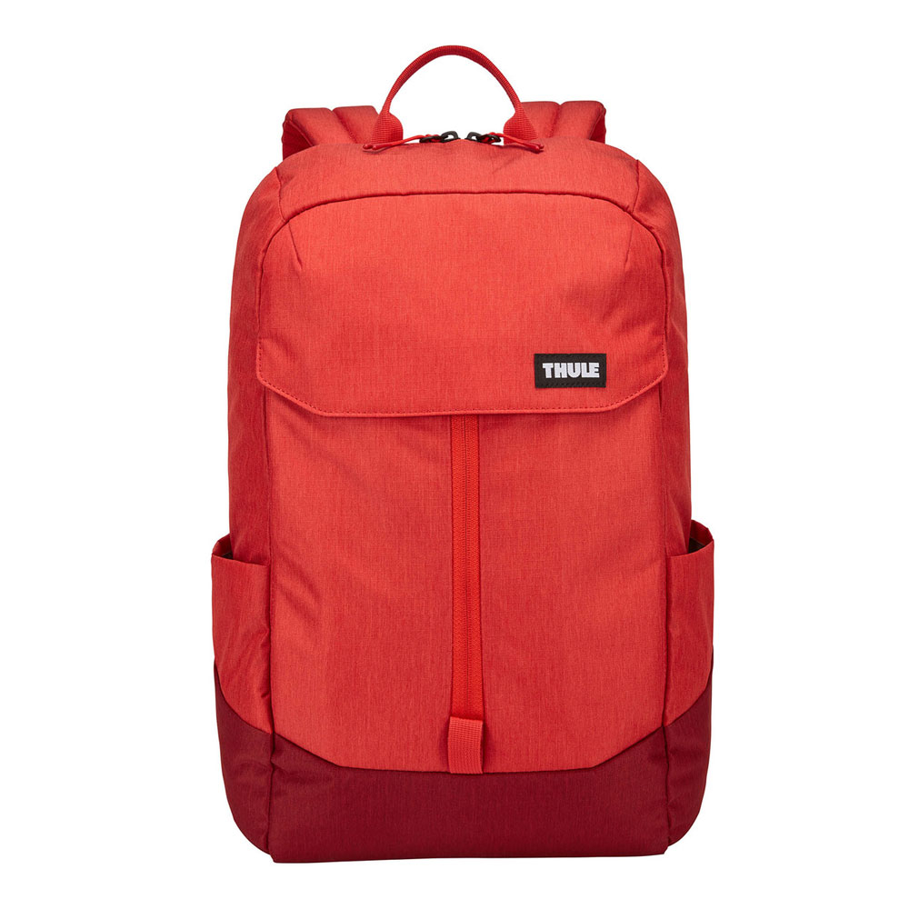 Thule TLBP-116 Lithos Backpack 20L Lava/Red Feather