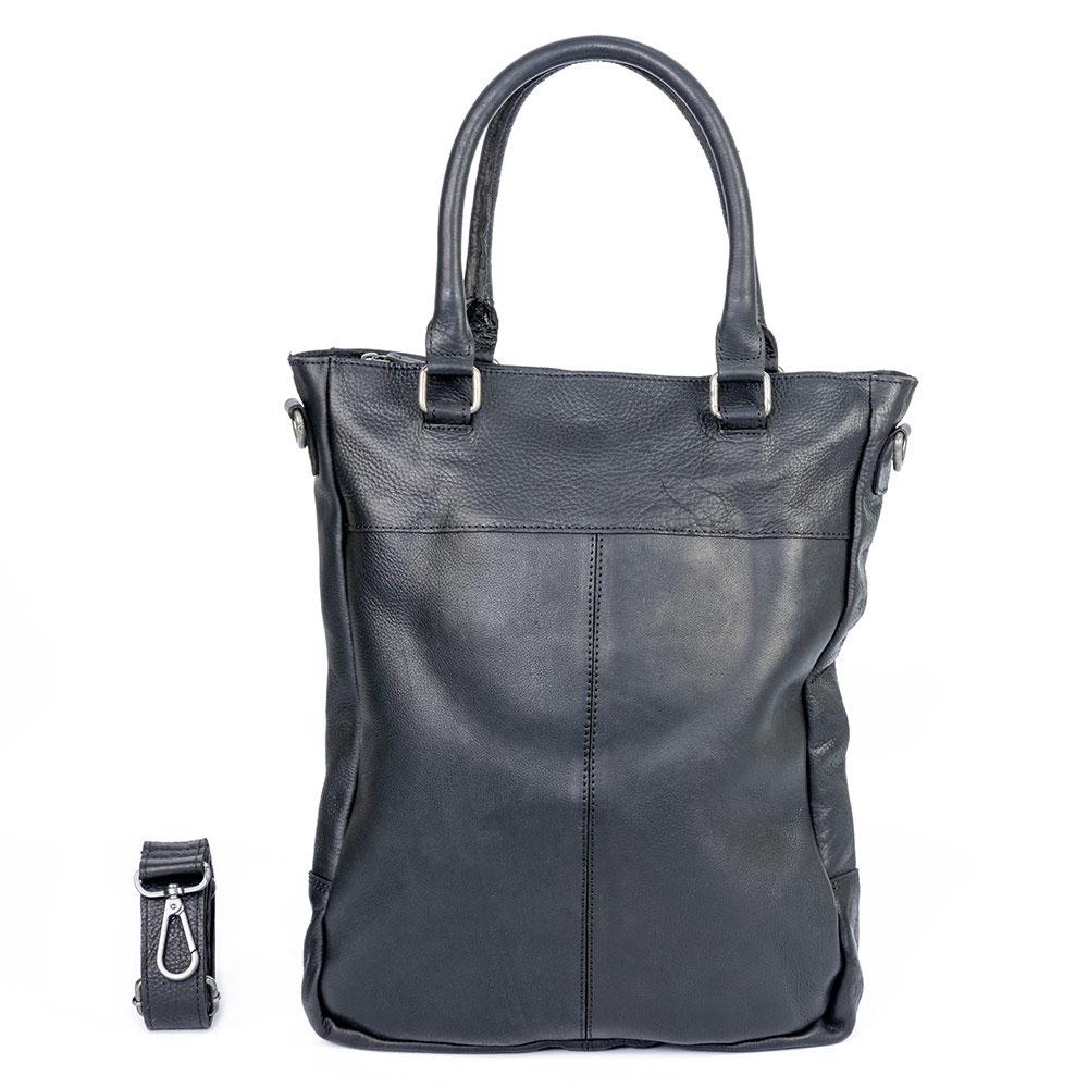 DSTRCT Raider Road Shopper XL 15.6 Black 361830
