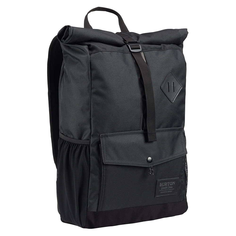 Burton Export Pack Rugzak True Black Twill