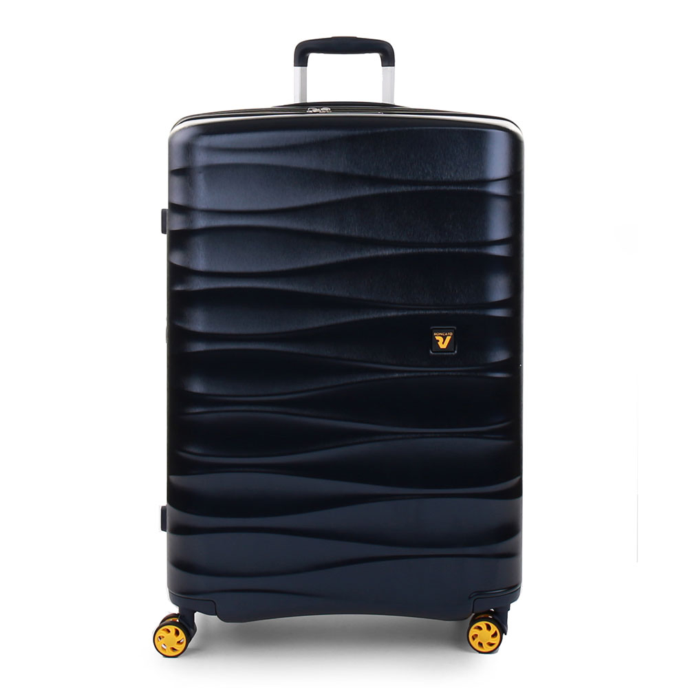 Roncato Stellar 4 Wiel Trolley Large 76 Expandable Navy