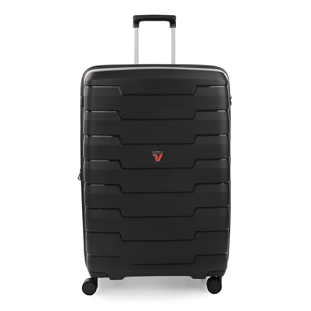 Roncato Skyline 4 Wiel Trolley Large 79 Expandable Nero