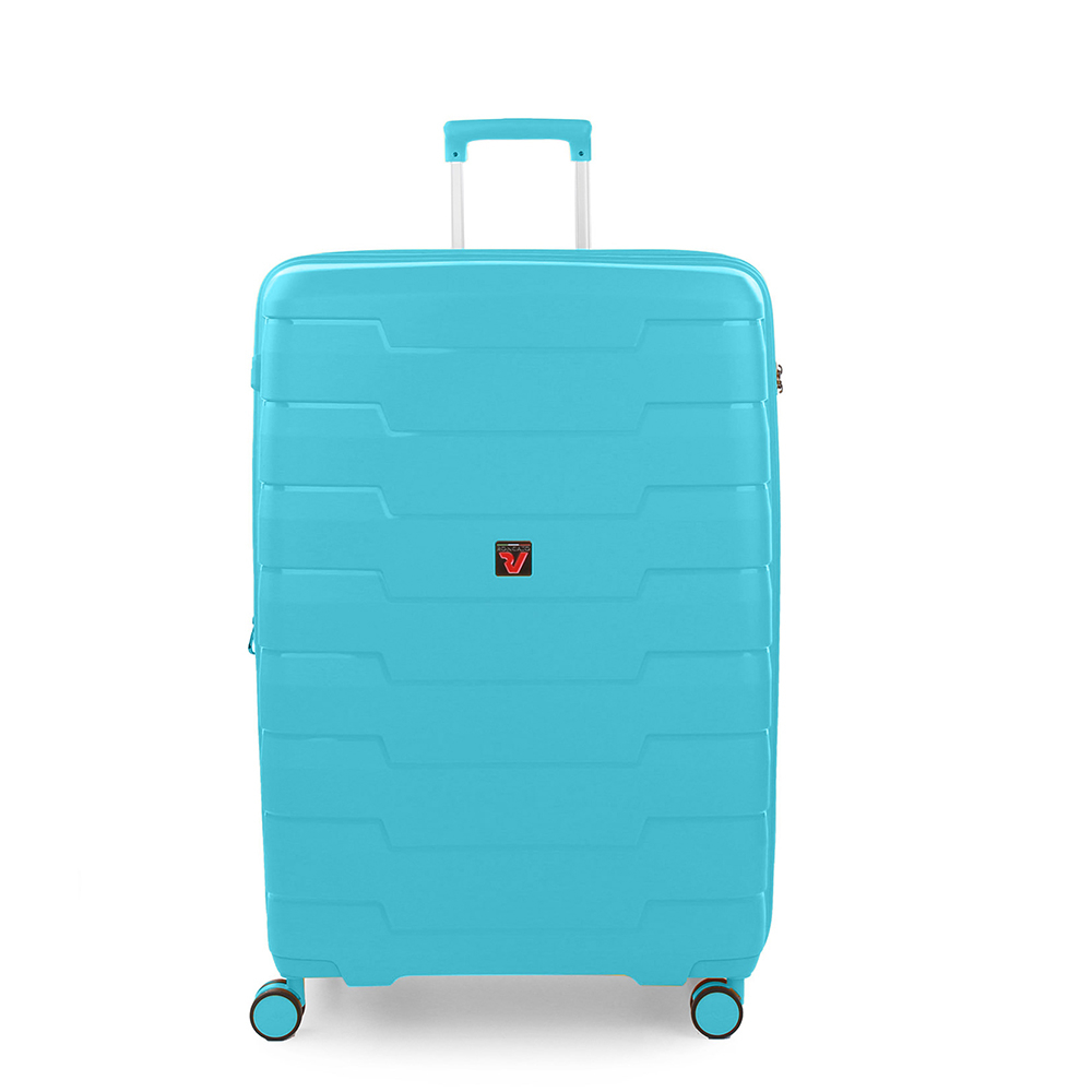 Roncato Skyline 4 Wiel Trolley Large 79 Expandable Anice Blue