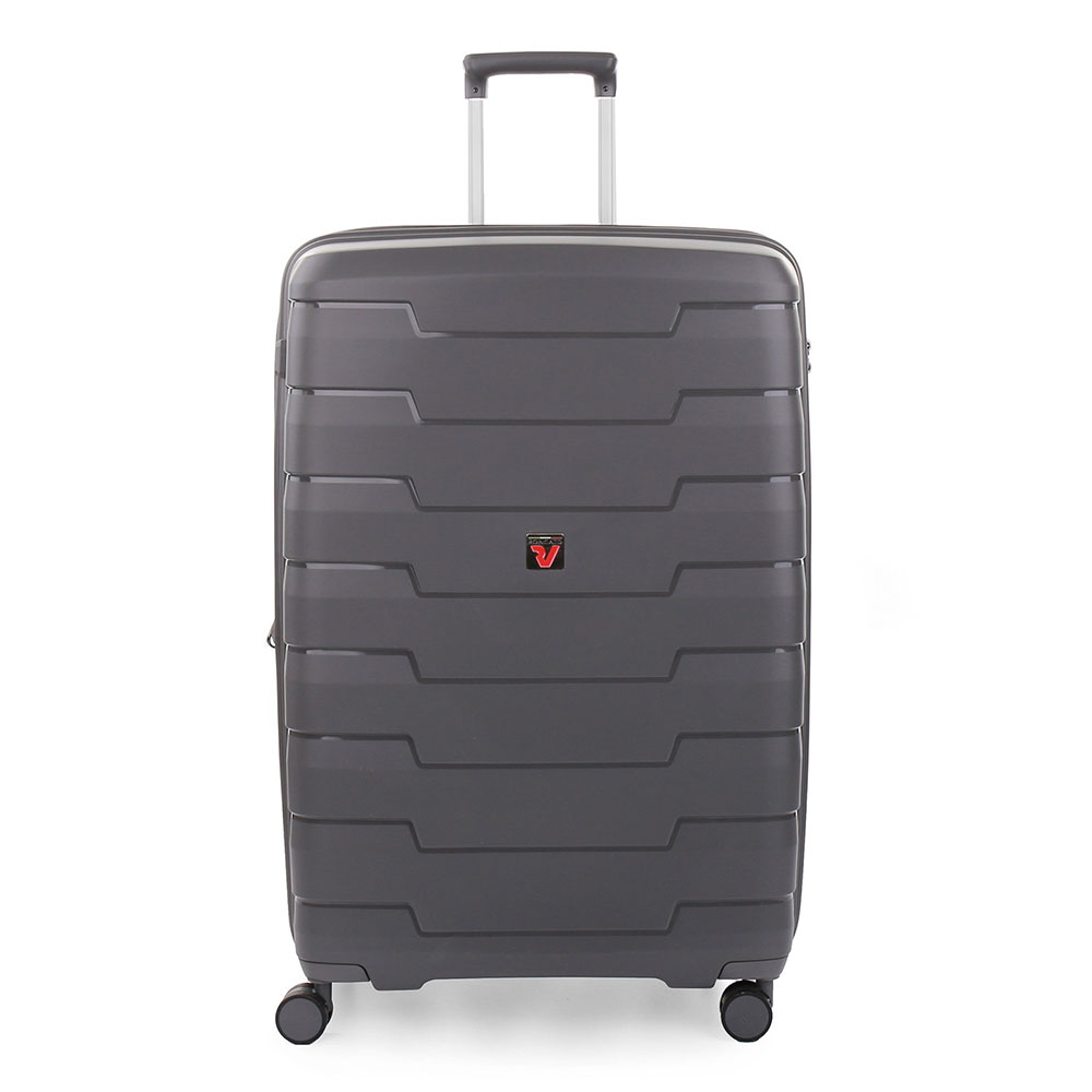 Roncato Skyline 4 Wiel Trolley Large 79 Expandable Antracite