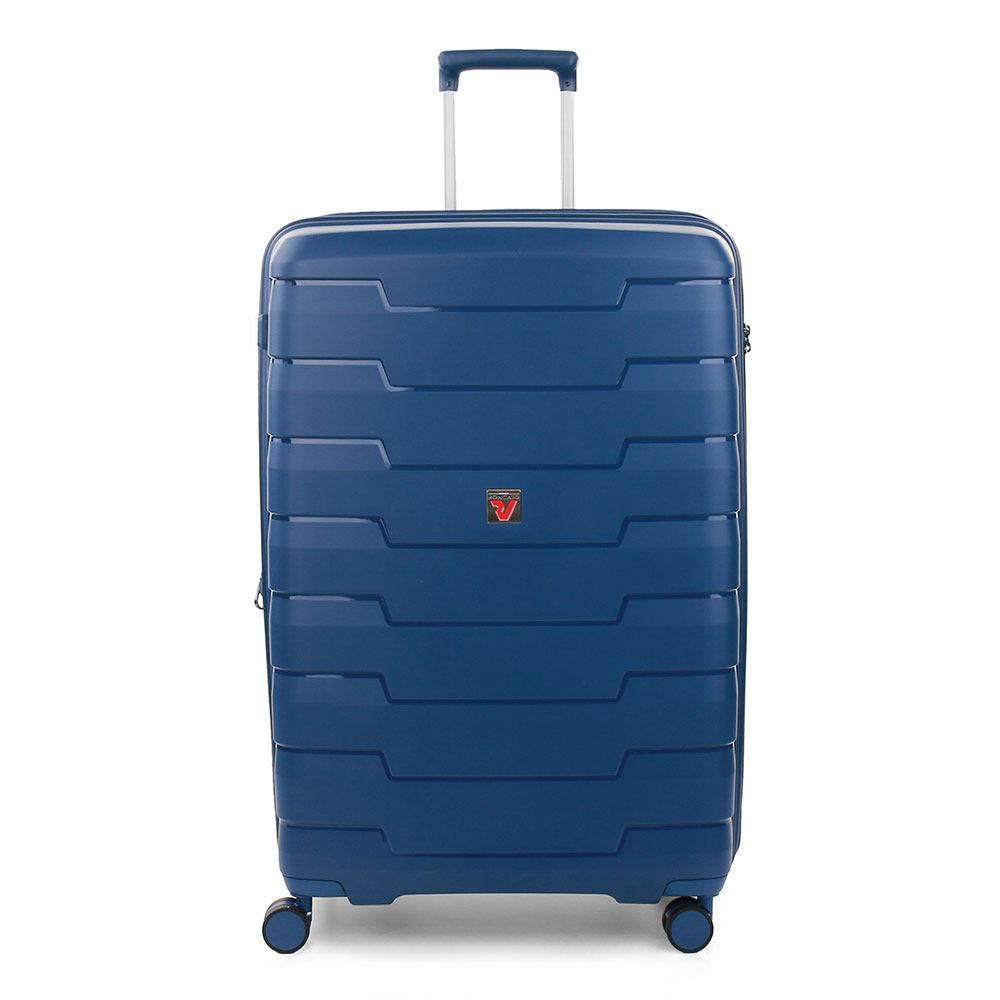 Roncato Skyline 4 Wiel Trolley Large 79 Expandable Navy