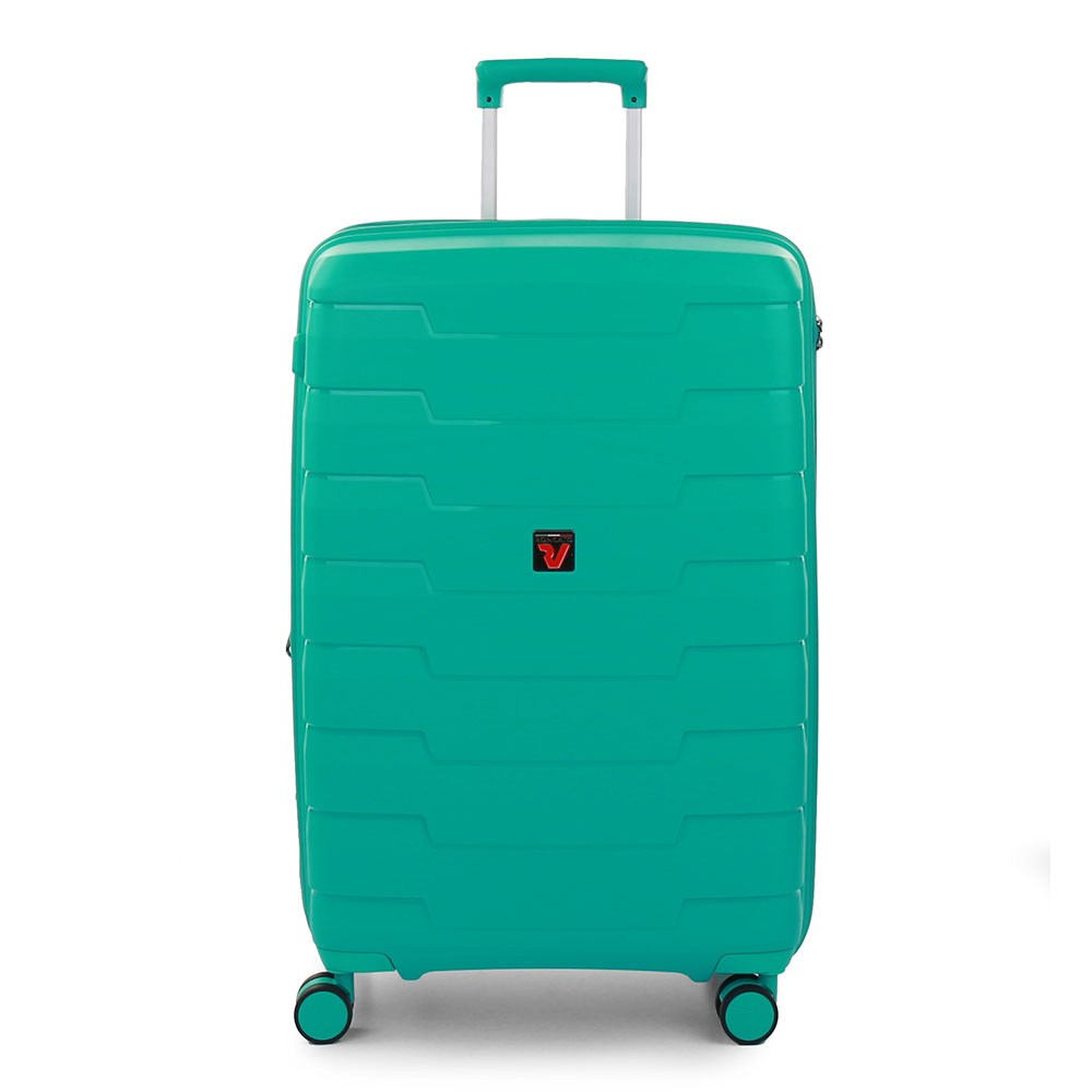 Roncato Skyline 4 Wiel Trolley Medium 70 Expandable Menta