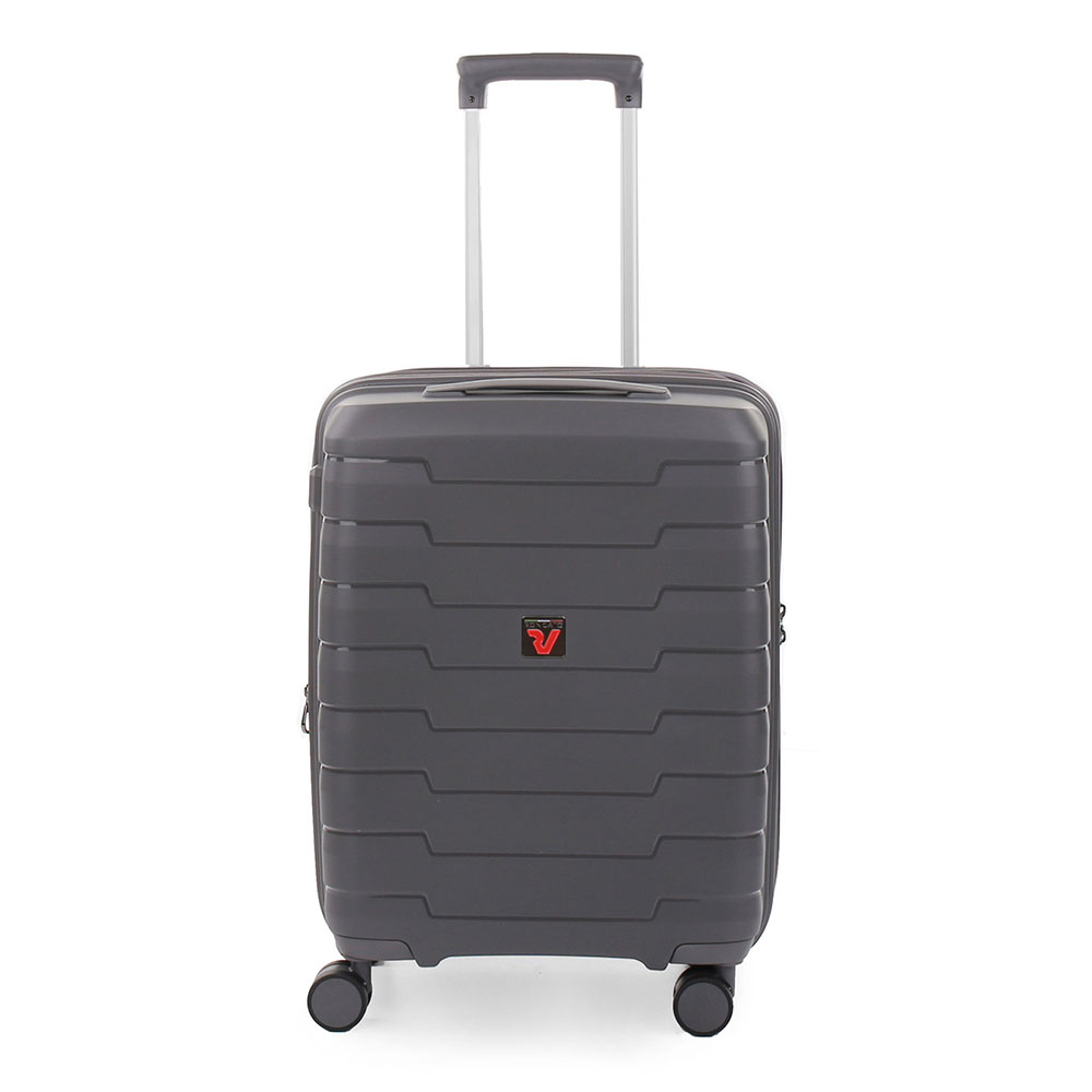 Roncato Skyline 4 Wiel Cabin Trolley 55 Expandable Antracite