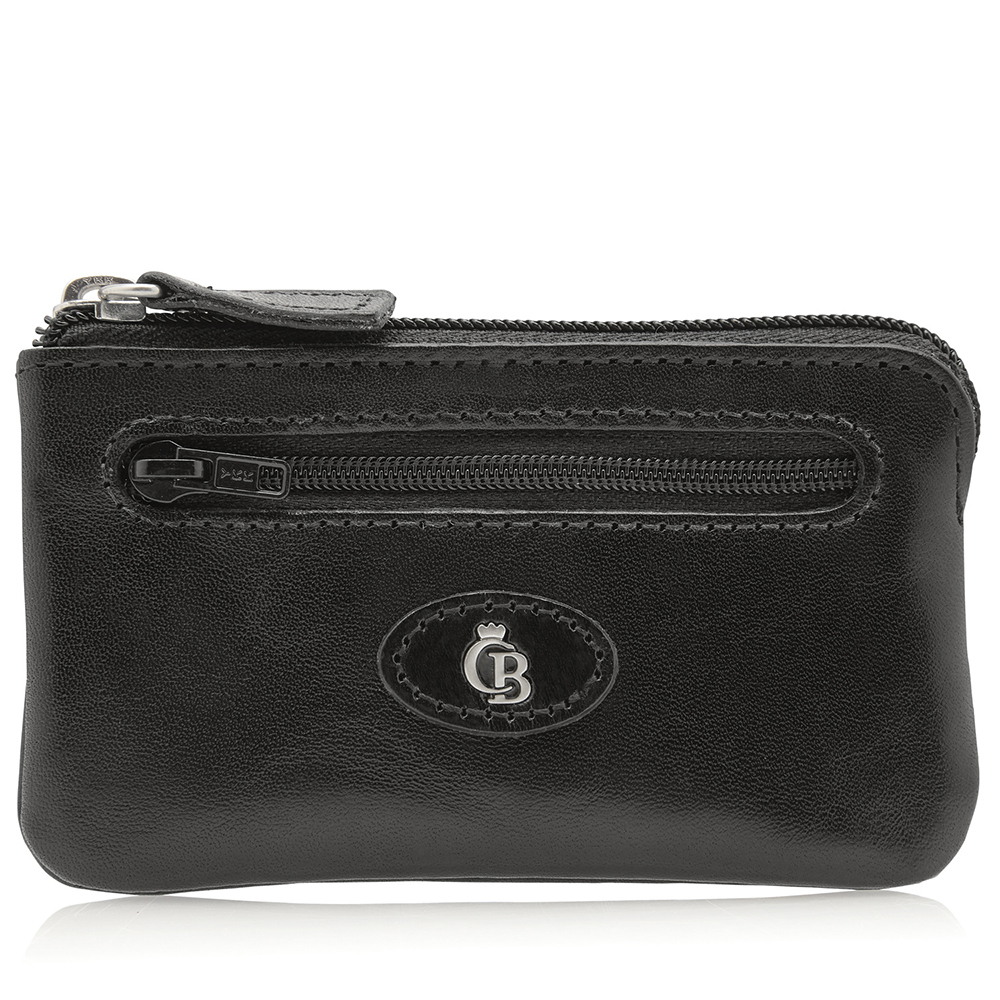 Castelijn & Beerens Gaucho Sleuteletui Rits RFID Black - Portemonnees
