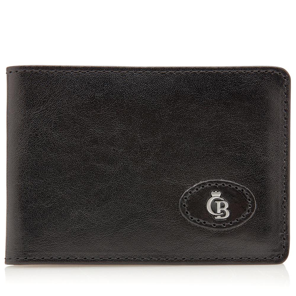 Castelijn & Beerens Gaucho Creditcard Etui 6 Pasjes RFID Black - Portemonnees