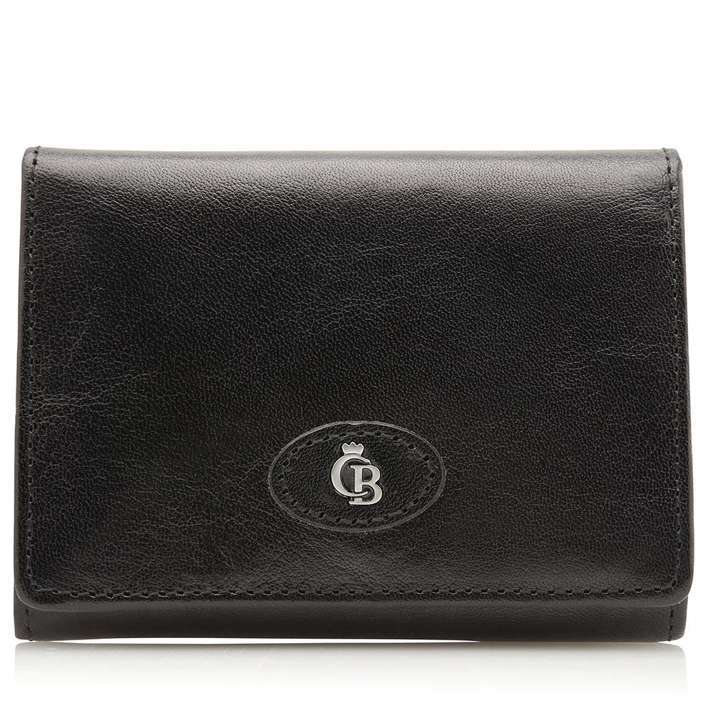 Castelijn & Beerens Gaucho Kleine Portemonnee RFID Black - Portemonnees