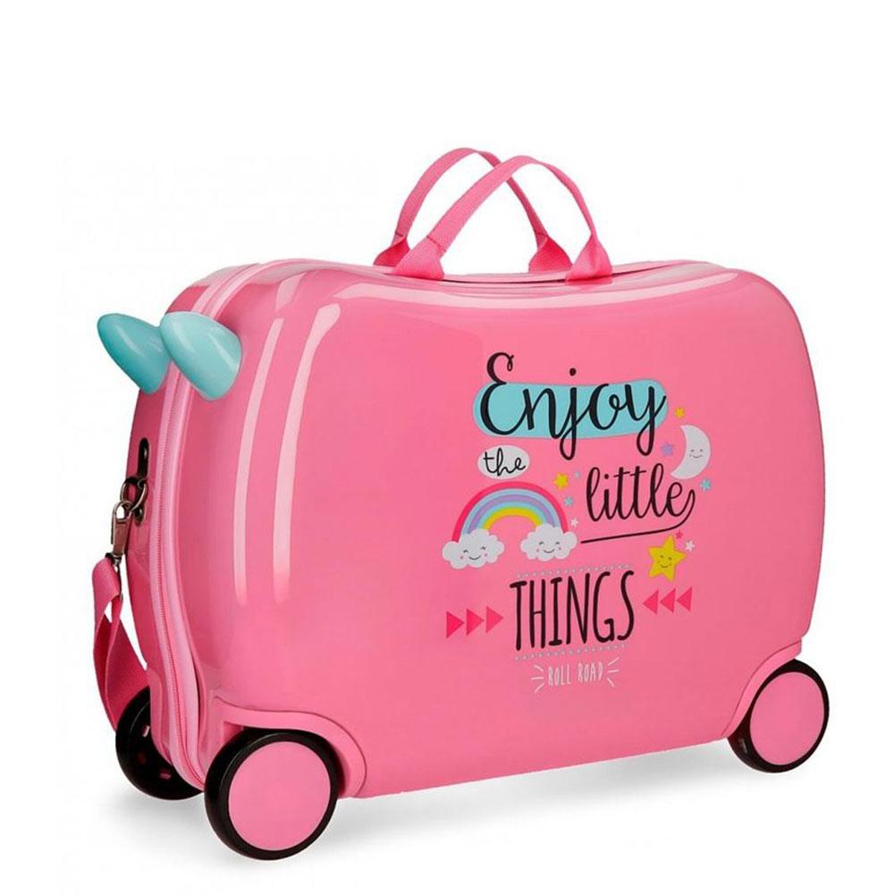 Disney Rolling Suitcase 4 Wheels Little Things
