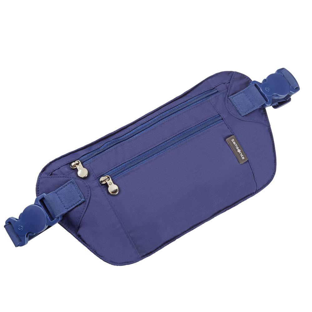 samsonite travel accessories moneybelt u23 509 11 indigo blue