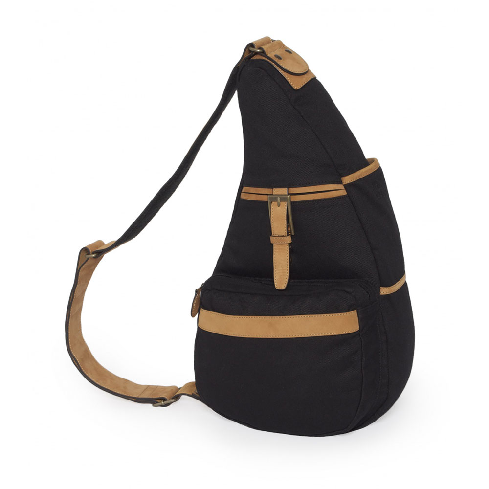 The Healthy Back Bag Expedition L Rugzak Black