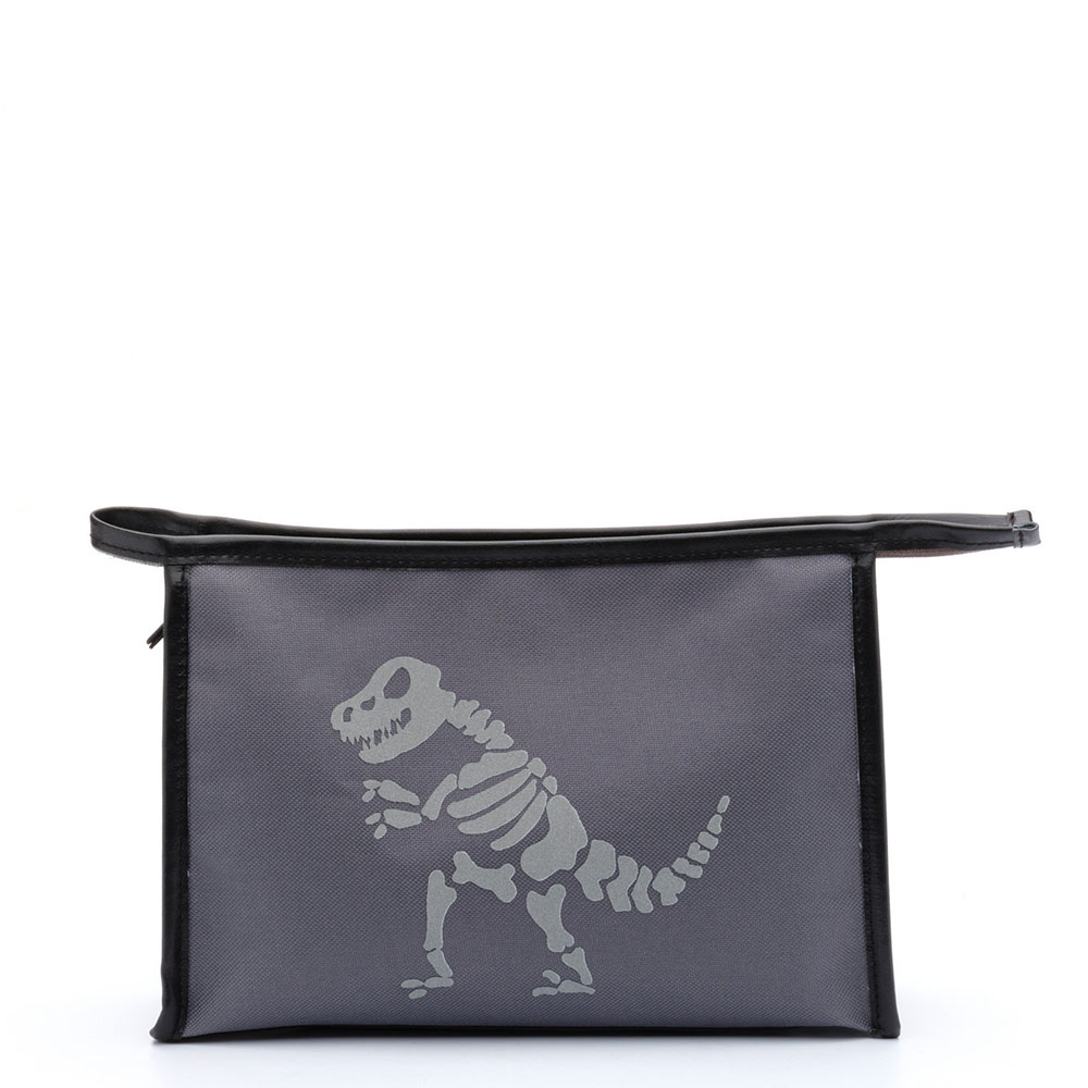 Zebra Trends Toilettas Dino Fossil Grey