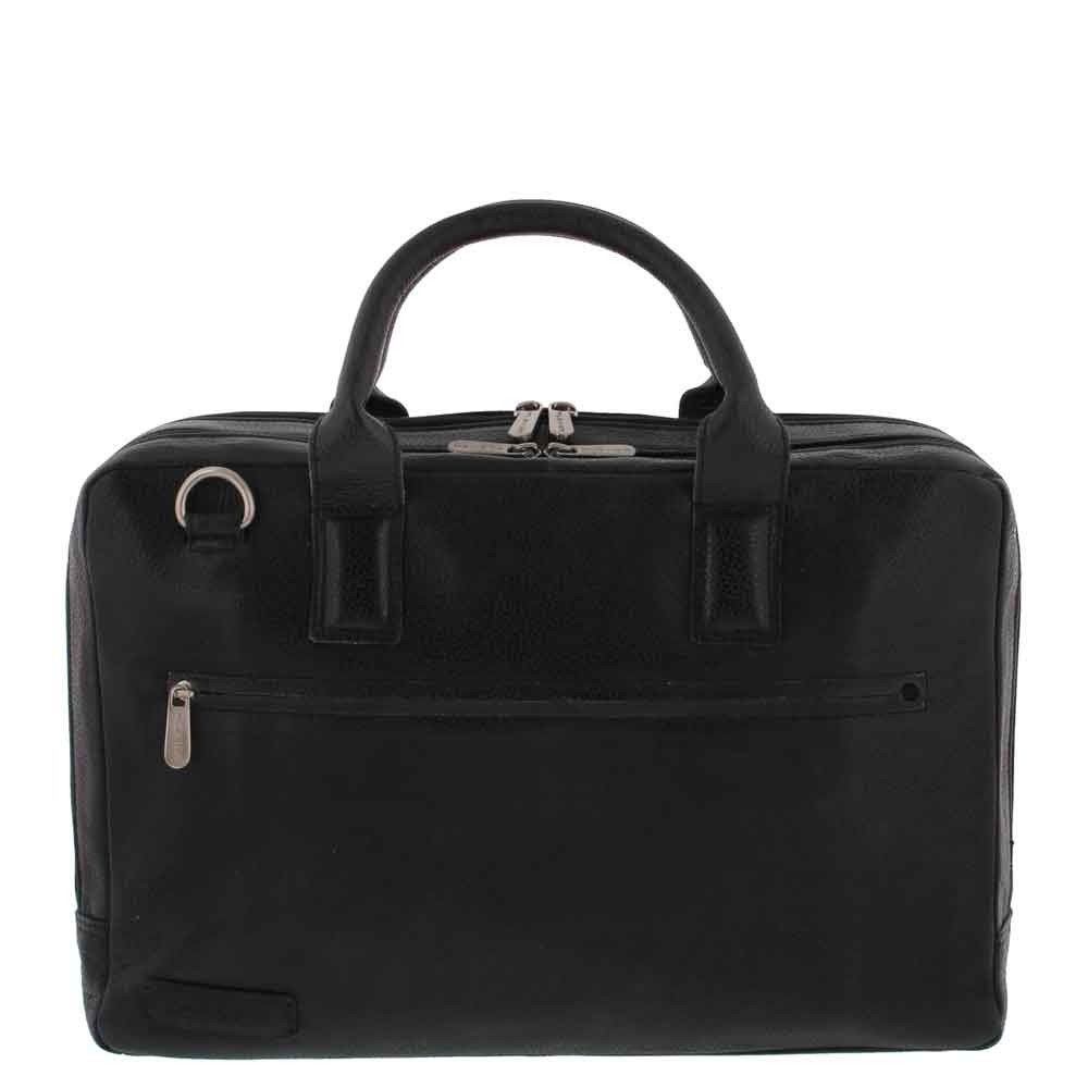 Plevier Business Laptoptas 2 Vaks 15.6 Black 482 Plevier Koopje