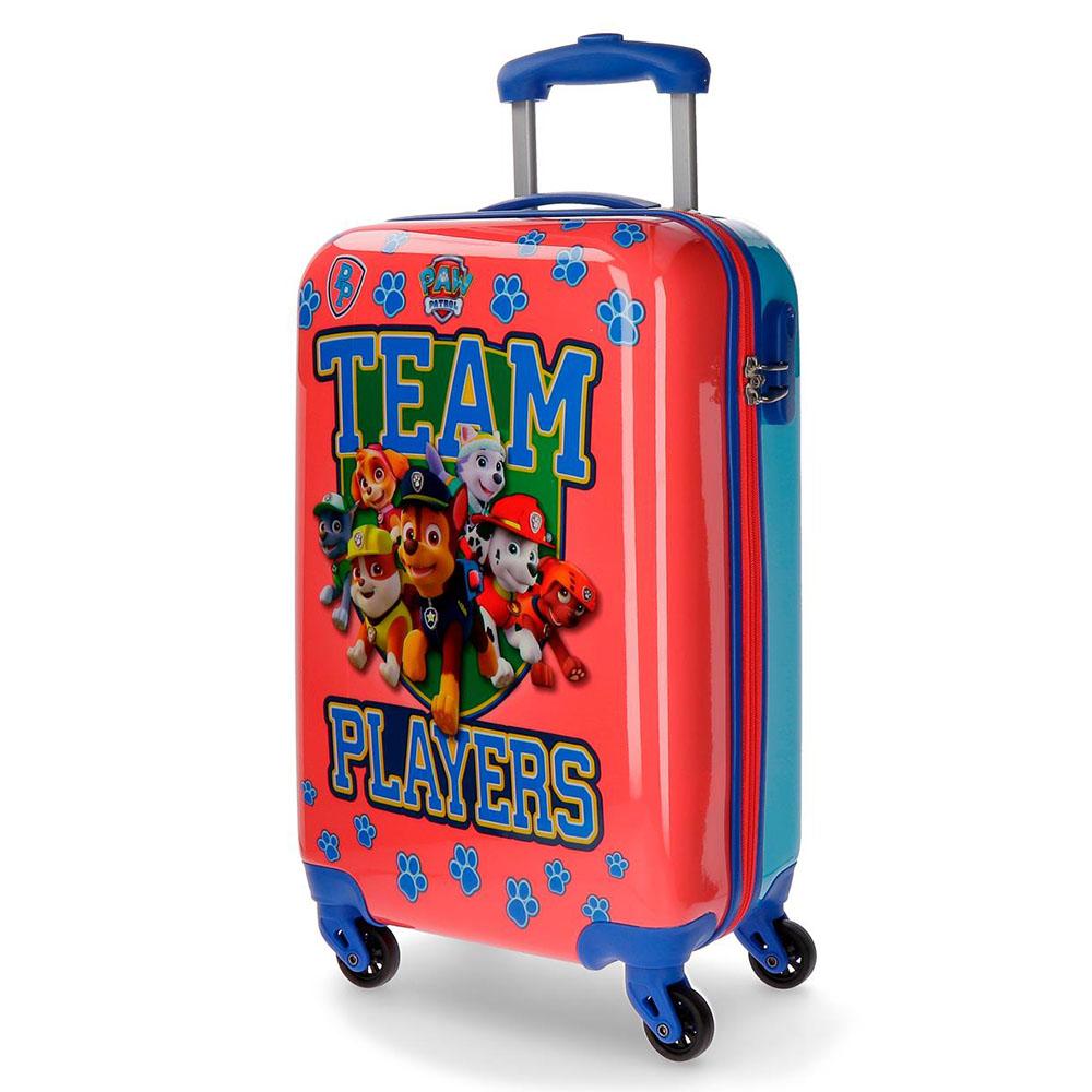 €20000000 wijzer in geldzaken Disney Disney Trolley 55 Cm 4 Wheels Paw Patrol Team Players