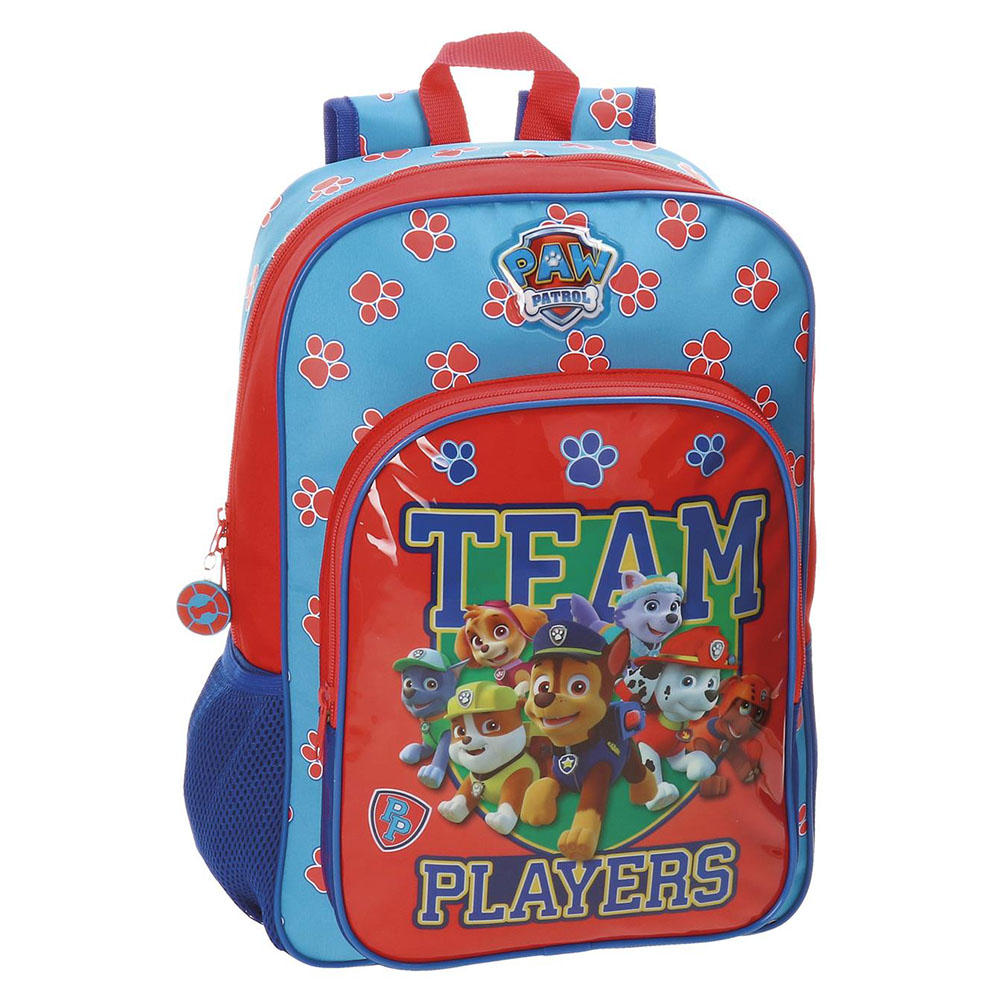 Kinder Rugtassen Disney Disney Backpack L Paw Patrol Team Players