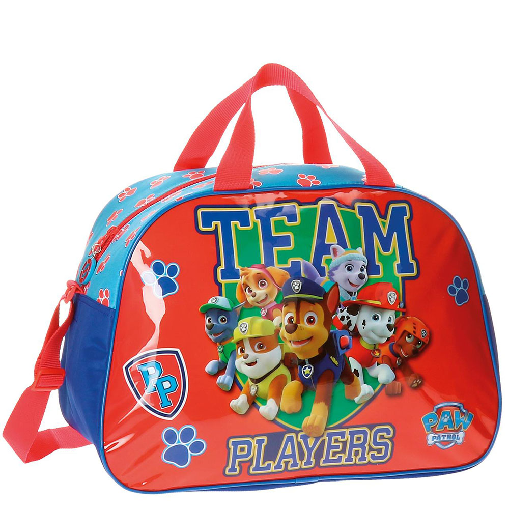 Reistassen zonder wielen Disney Disney Travel Bag S Paw Patrol Team Players