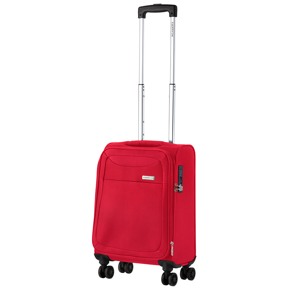 CarryOn Air Handbagage Spinner 55 Cherry Red
