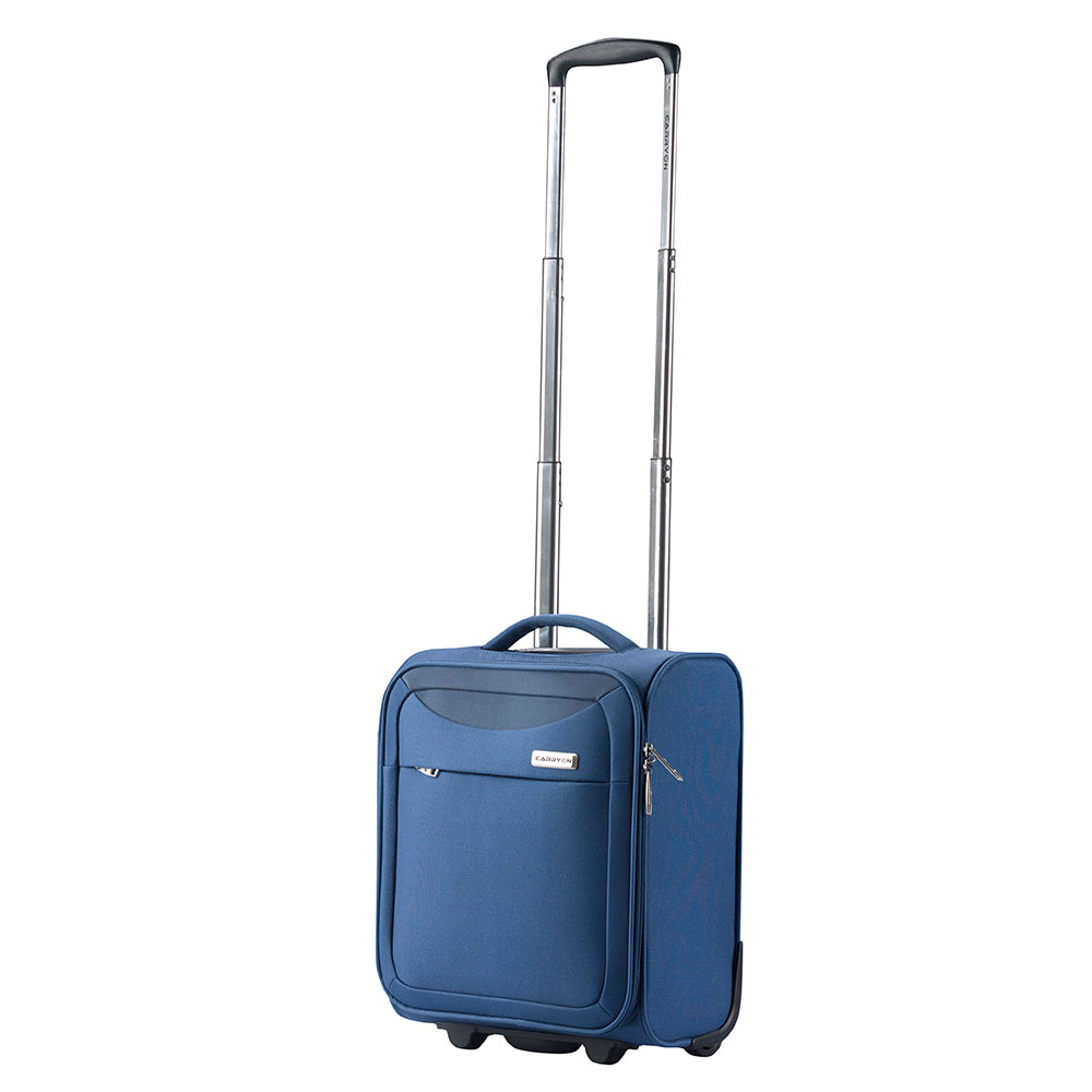 CarryOn Air Handbagage Underseat Koffer 42 Steel Blue