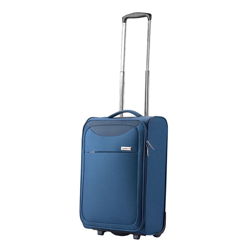 CarryOn Air Handbagage Upright 55 Steel Blue