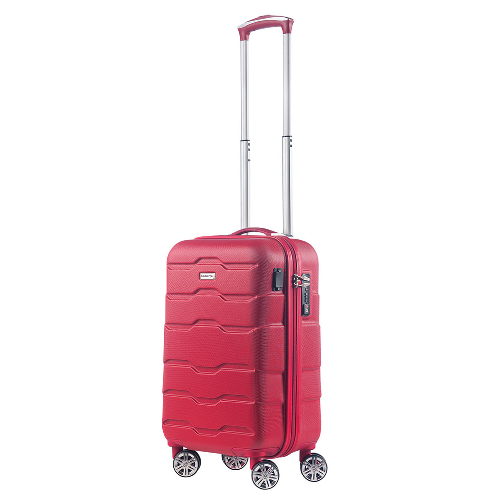 CarryOn Transfer Handbagage Trolley 55 Red