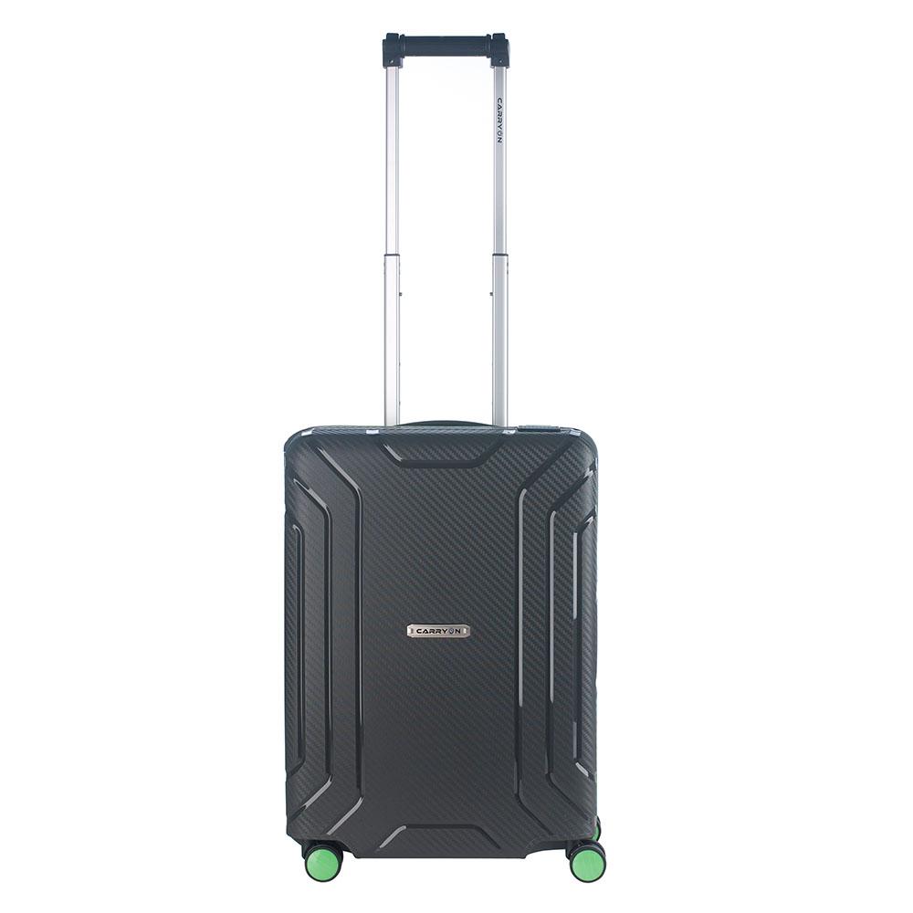 CarryOn Steward Handbagage Spinner 55 Dark Grey