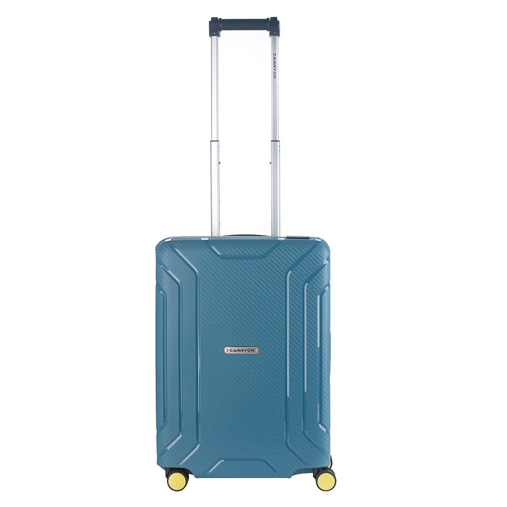 CarryOn Steward Handbagage Spinner 55 Ice Blue