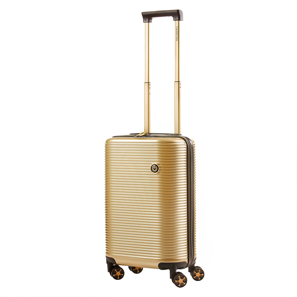 CarryOn BlingBling Handbagage Spinner 55 Champagne CarryOn gaafste producten