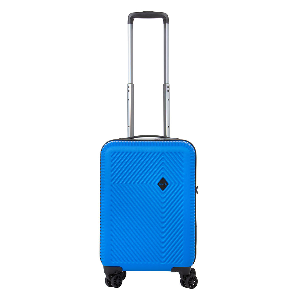 CarryOn Connect Handbagage Trolley 55 Blue