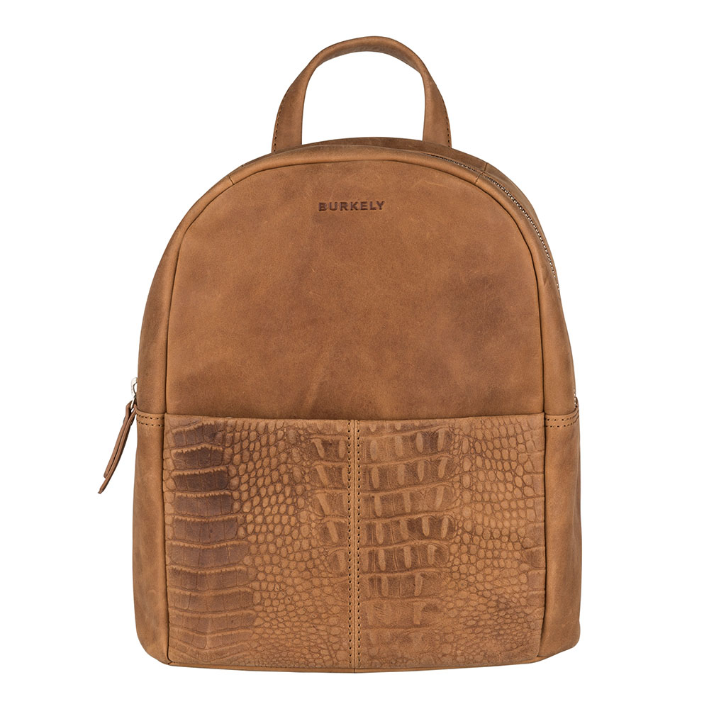Burkely About Ally Backpack Cognac 541429