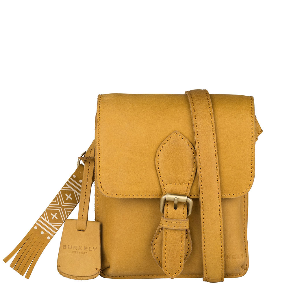 Burkely Desert Daisy X-Over Pocket M Sunny Yellow