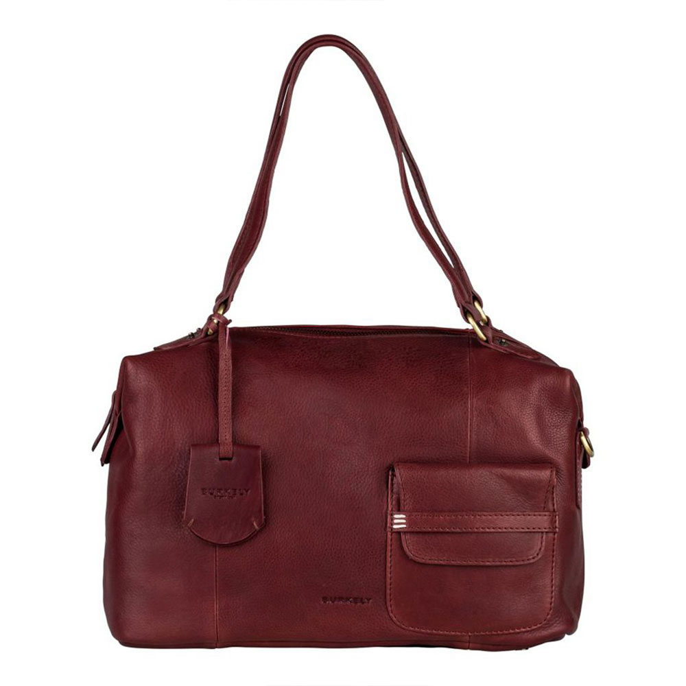 Burkely Craft Caily Handbag S Rusty Red