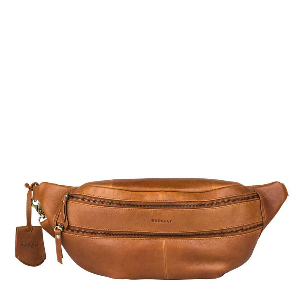 Burkely Craft Caily Oversized Bumbag Cognac