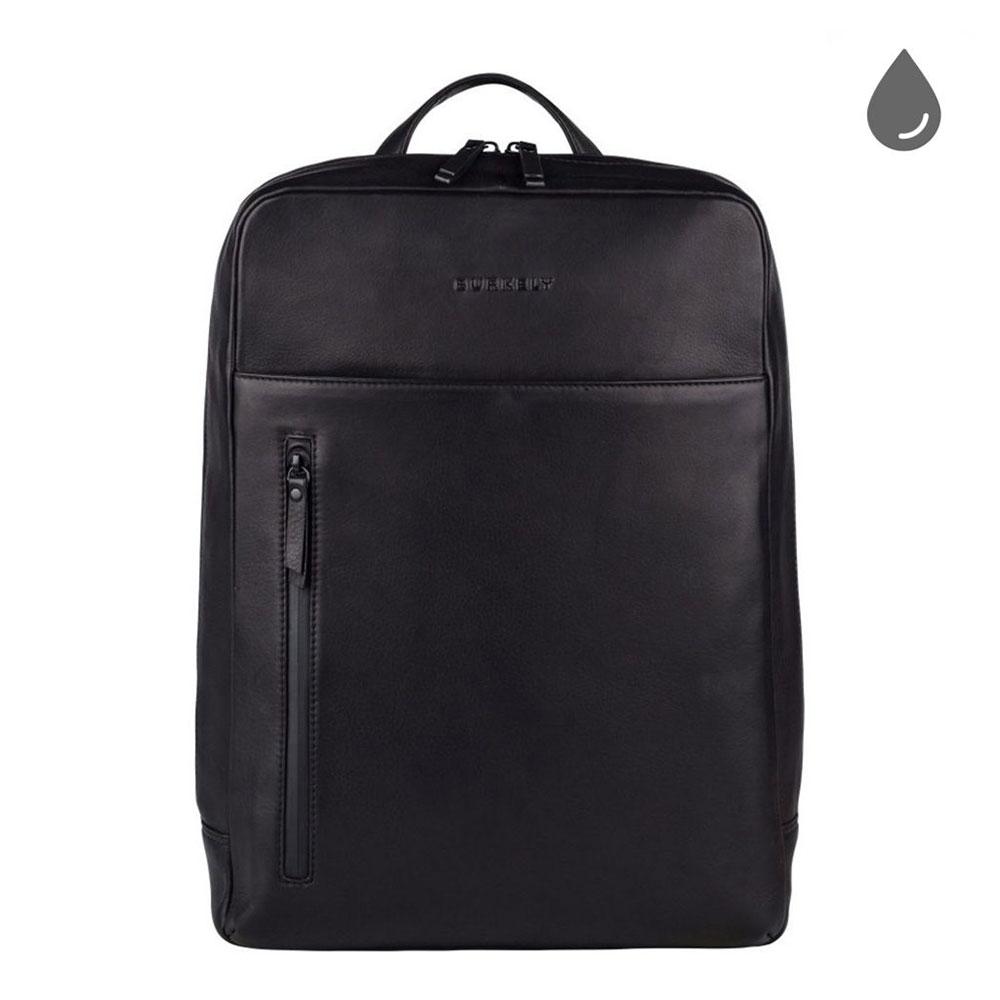 Burkely Rain Riley Backpack 15.6 Black