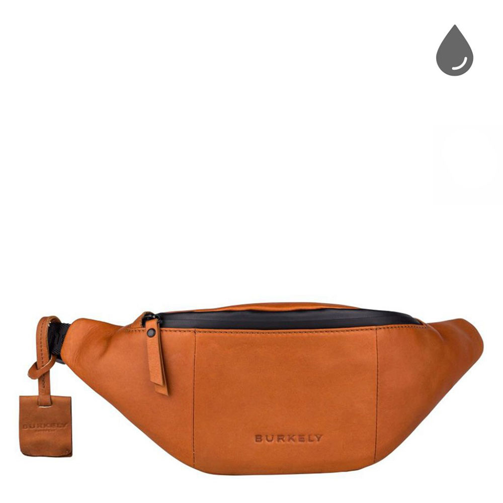 Burkely Rain Riley Bumbag Corroded Cognac