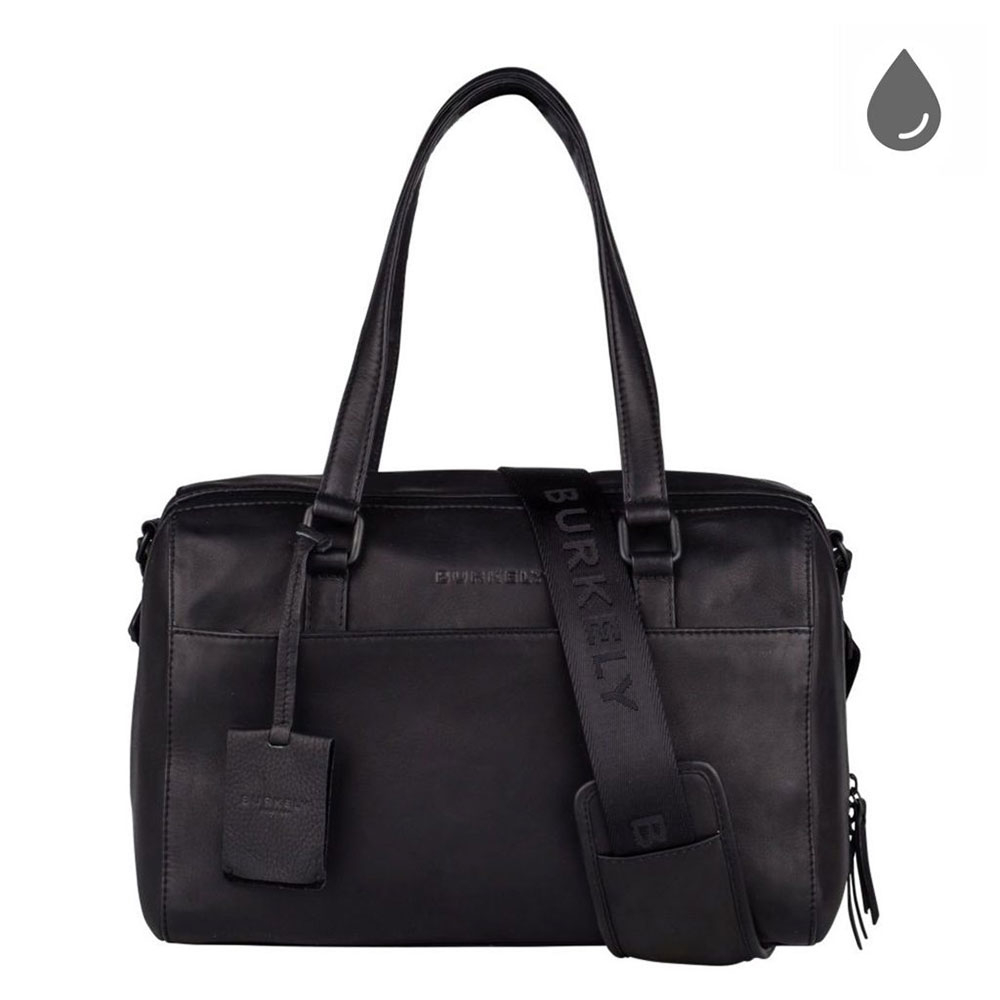 Burkely Rain Riley Handbag S Black