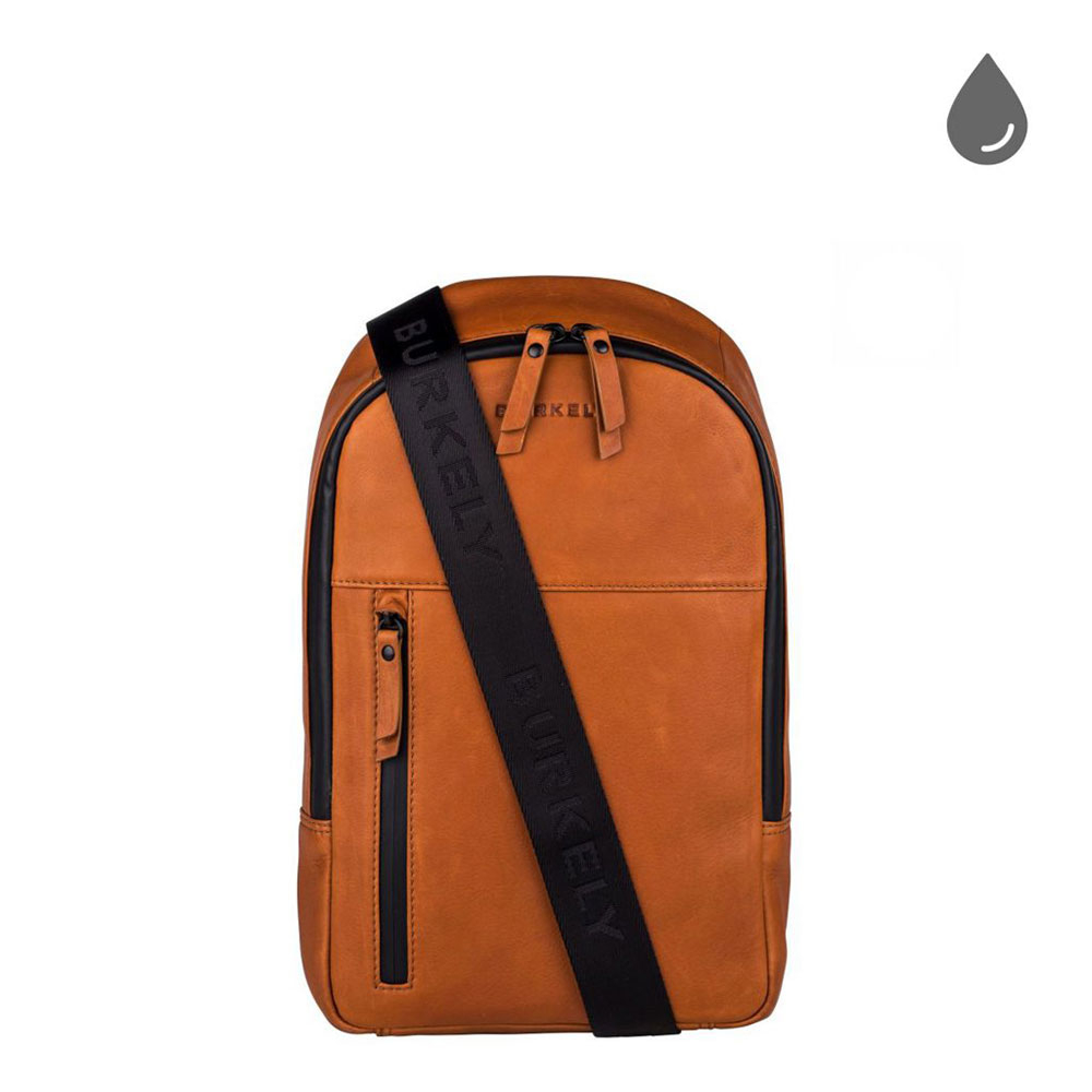 Burkely Rain Riley Body Pack 9.7 Corroded Cognac