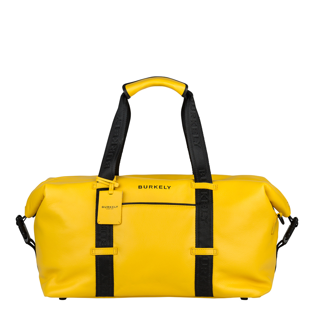 Burkely Rebel Reese Duffelbag Yellow