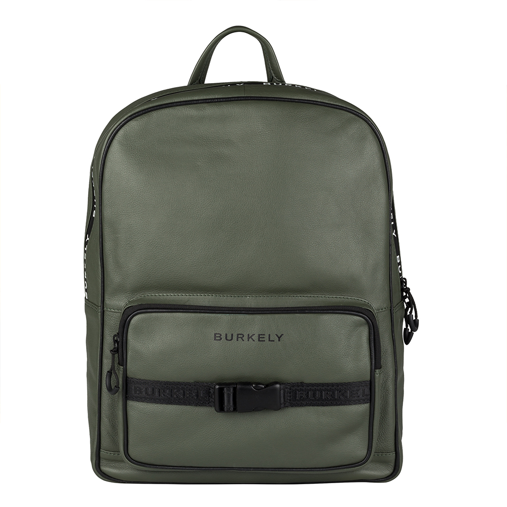 Burkely Rebel Reese Laptop Backapck 15.6 Green