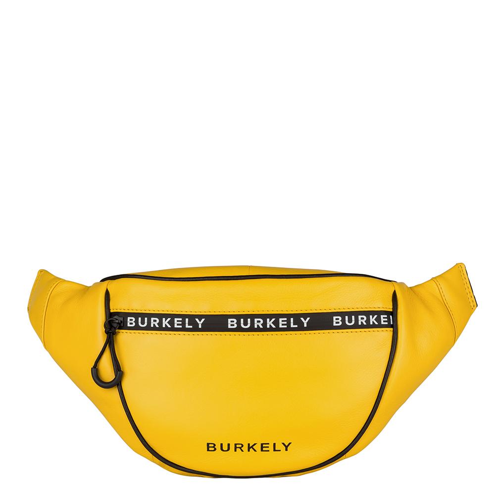 Burkely Rebel Reese Bumbag XL Yellow