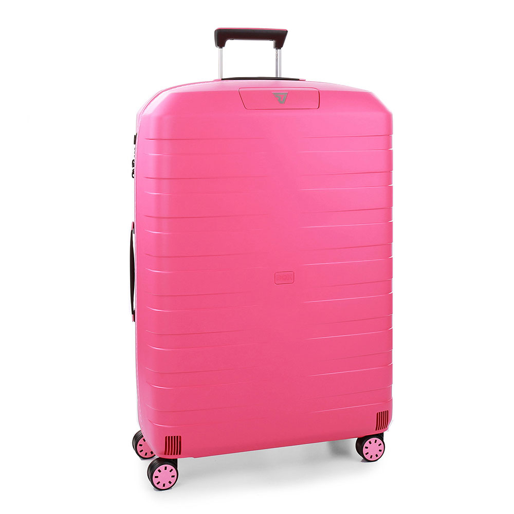 Roncato Box 2.0 Young 4 Wiel Trolley Large 78 Strawberry
