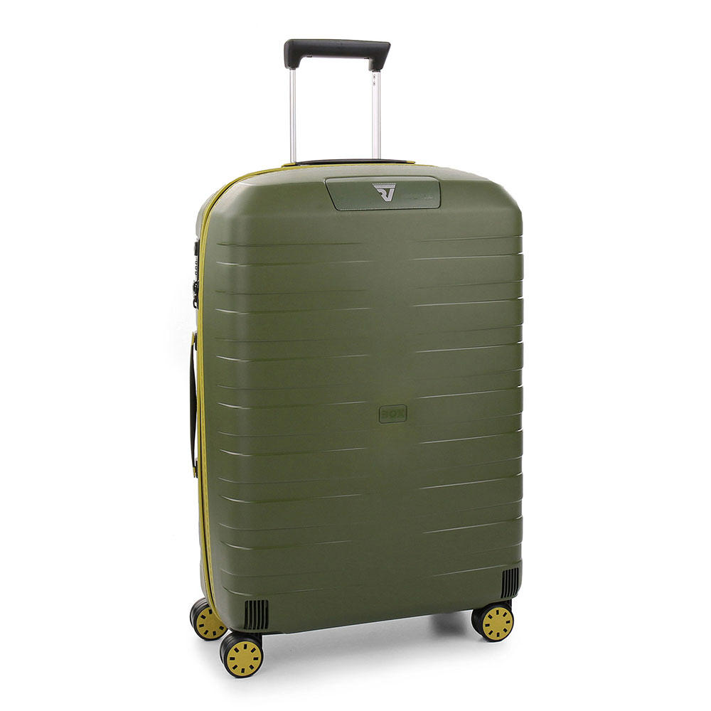 Roncato Box 2.0 Young 4 Wiel Trolley Medium 69 Kiwi